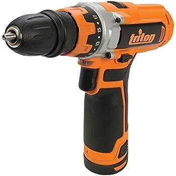 Triton T12DD 12V Drill Driver