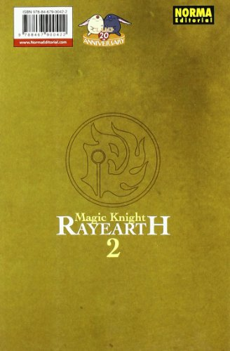 Descargar Libro Magic Knight Rayearth 2 Vol. 1 Clamp