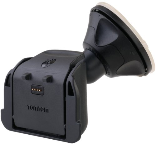 TomTom Car Mount Kit for the Rider 2 Motorcycle GPS (Discontinued by Manufacturer) (Tomtom Mounted)
