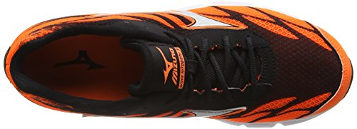 3 Wave Mizuno 5 AW16 Running Hitogami Shoes 8 wEwxd