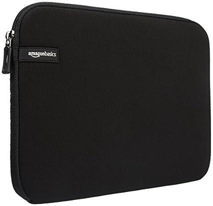 sports shoes 43a0a 1379a AmazonBasics 11.6-Inch Laptop Macbook Sleeve Case - Black