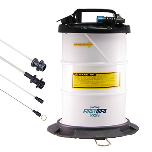 FIRSTINFO 6L Pneumatic Operation Oil or Fluid Extractor by FIT TOOLS (Image #6)