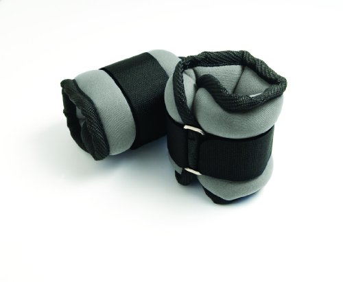 Zon Ankle/Wrist Weights (Silver/Black)