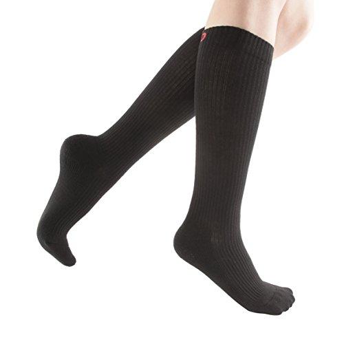 3e6240e2151e6 MD 6 Pairs Compression Socks (8-15mmHg) for Women & Men - Cushion ...