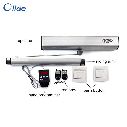 - Olide New automatic/electric swing door closer, automatic door actuator