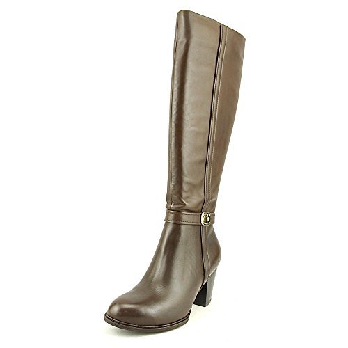 Raiven Bernini Brown Boot Giani High Knee A76naq