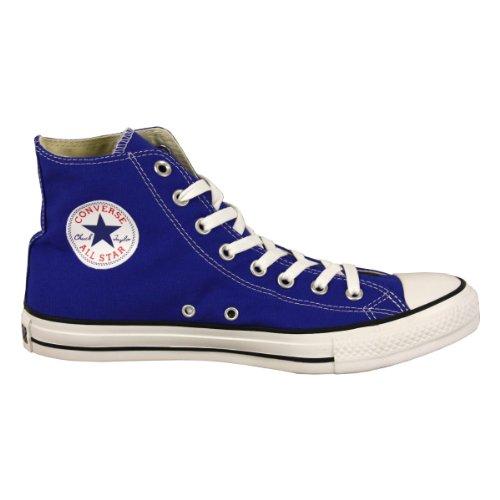 1j793 Bleu Unisexe Converse Can Hi Charcoal dunkelblau Sneaker 61gq7w