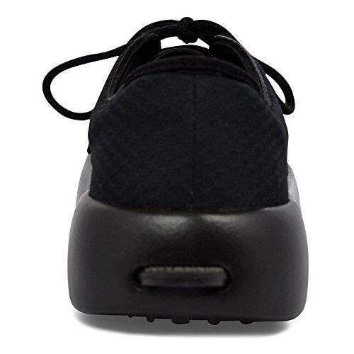 Zapato De Marcha Suave Para Caminar Softscience Para Mujer Negro