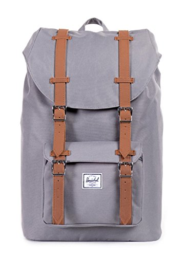 Herschel Supply Co. Little America Mid-Volume, Grey, One Size