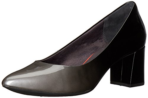 Women's Salima Rockport Motion Pewter Total Pump Dress Ombre Tpx4Axn