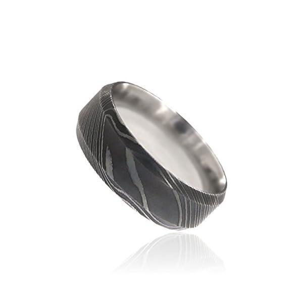 Damascus-Steel-Wedding-Rings-8mm-Damascus-Steel-Wedding-Band-Damascus-Steel-Ring-Wedding