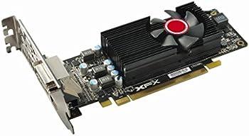 XFX AMD Radeon RX 550 4GB GDDR5 PCI Express 3.0 Video Card