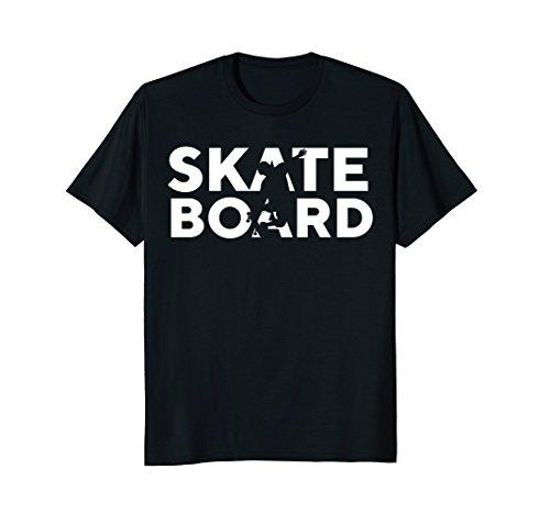Funny Skateboarder Gift Skateboard Boys Skate T-shirt