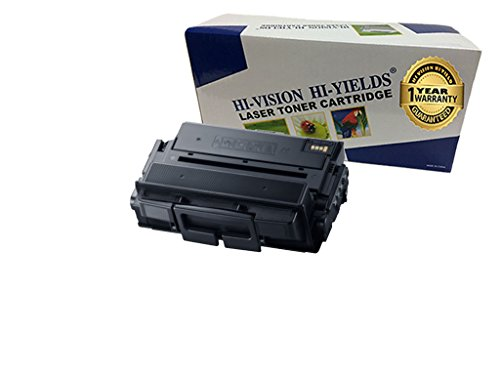 HI-VISION® Compatible Samsung MLT-D203U Ultra High Yield Toner Cartridge Replacement, Black (15,000 Pages) for use with ProXpress M4020ND, M4070FR (1 Pack)