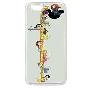 "Onelee Customized Disney Series Phone Case for iPhone 6+ Plus 5.5"", Disney Princess iPhone 6 Plus 5.5"