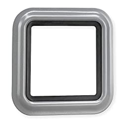 Federal Signal TR Gasketed Trim Ring Assembly for Vibratone Horns, Surface Mount