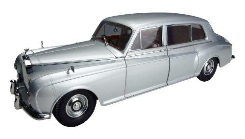 1/18 ロールスロイス ファントム 1964 RHD V シルバー PA98211R