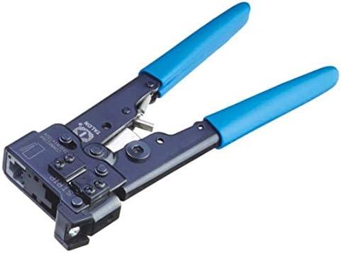 Network accessories TL-808炭素鋼8P8C / RJ45ネットワーク圧着工具AMP圧着ペンチ