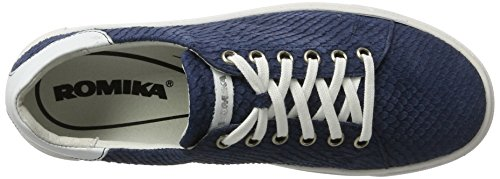 Romika Vrouwen Cayman 02 Sneakers Veelkleurige (jeans Combo)