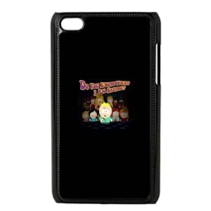 iPod Touch 4 Case Black South Park 3 LSO7853884