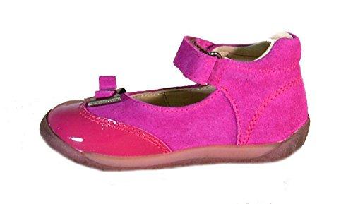 Falcotto - Falcotto Ballerinas Pink Leder 1129 - Pink, 19
