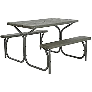 Lifetime 4-Foot Picnic Table