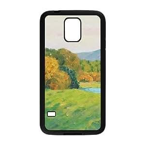 Fresh green land Phone Case for Samsung Galaxy S5