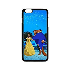 Fresh Princess and Wolf Cell Phone Case for Iphone 6