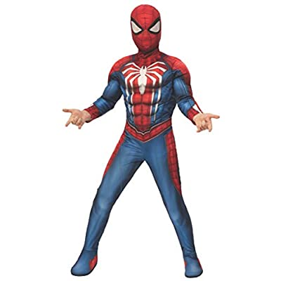 Rubie's Costume Spider Man Gamer Verse Deluxe Child Costume: Toys & Games