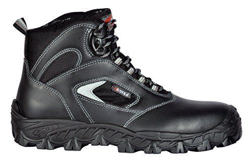 Chaussures w39 Sécurité De Taille Cofra 39 Noir Fw390 000 Weddell S3 Src TfxOqSZw