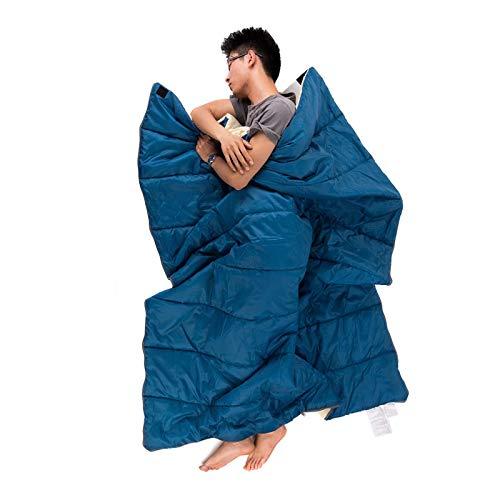 Frühling und Herbst Erwachsene Umschlag Schlafsäcke Outdoor Camping Schlafsack Wandern Reiseausrüstung