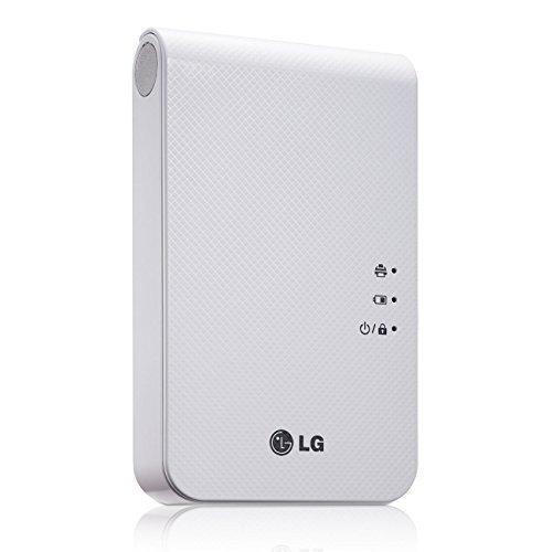 New LG Portable Mobile Pocket Photo PD241T Printer