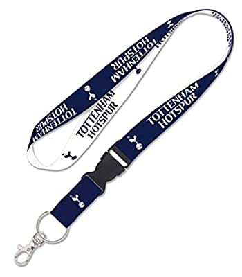 WinCraft English Premier League Tottenham Hotspur Premium Lanyard Id Holder