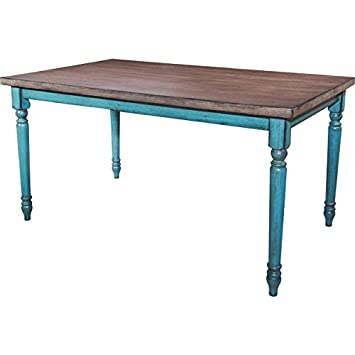 Powell Furniture 16D8214 Willow Dining Group Multicolored