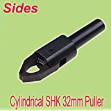 Cyana New 32mm Cylindrical Shank Range 3~45mm CNC Material Bar Pullers Out Production Auto Link Easiest Setting Up for Lathe