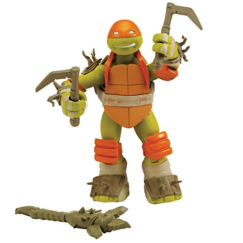 Teenage Mutant Ninja Turtles Vision Quest Michelangelo Figure