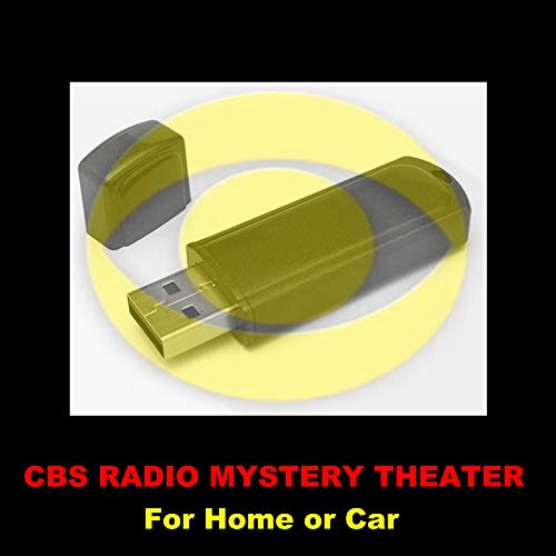 CBS Radio Mystery Theater. Enjoy All 1399 Old-Time Radio Shows at Home or While Driving Your Automobile