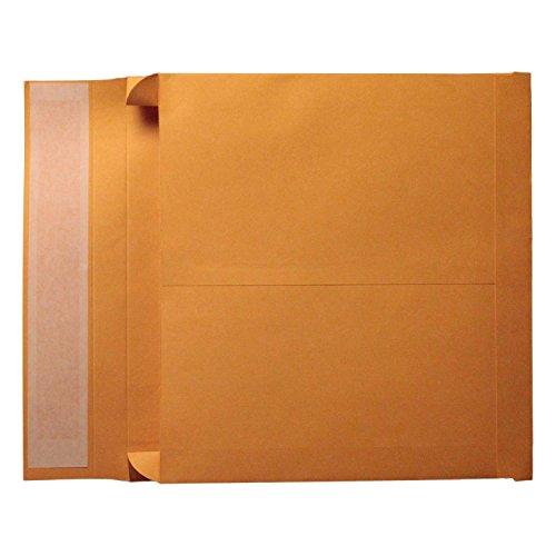 10 x 12 Brown Envelopes, Kraft stock, 2