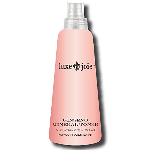 Ginseng Mineral Toner Soothing Ginseng Chamomile and Geranium Heal Tone Replenish Review