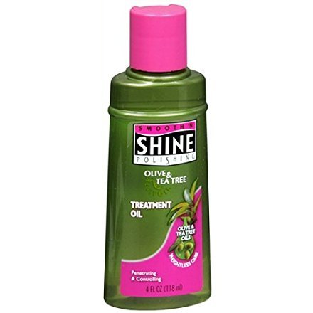 Polishing Oil - Smooth 'n Shine Polishing Olive & Tea Tree RevivOil Treatment Oil 4 fl oz