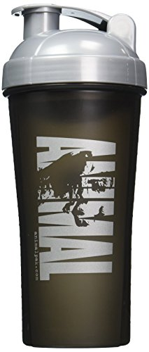 Universal Nutrition Animal Shaker Cup, Silver