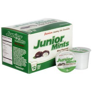 Junior Mints Hot Cocoa Single Serve - 12ct (Single Serve Dark Chocolate compare prices)