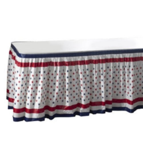 - Kwik-Cover KS3096PK-Patriotic PKG. Patriotic Kwik-Skirt 30