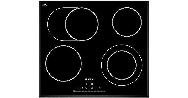 Amazon.com: Bosch vitrocerámica Bosch pkn651 F17e: Home ...