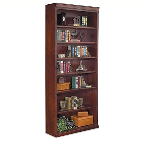 Martin Furniture Huntington Club (Martin Furniture Huntington Club Office Open Bookcase, Cherry, 84