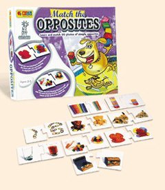 Learning Advantage - Match The Opposites Game