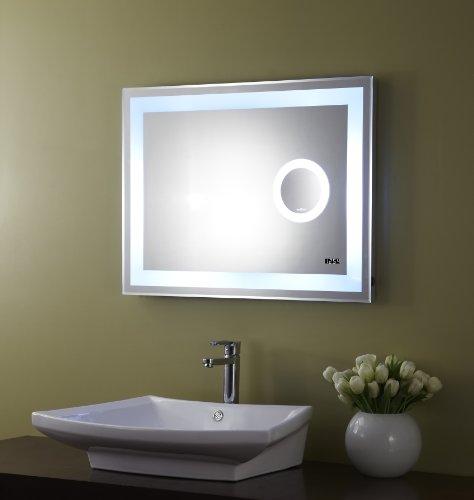 Badezimmerspiegel Mit Uhr Und Radio
