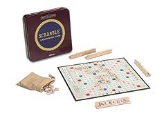 Nostalgia Tin Scrabble