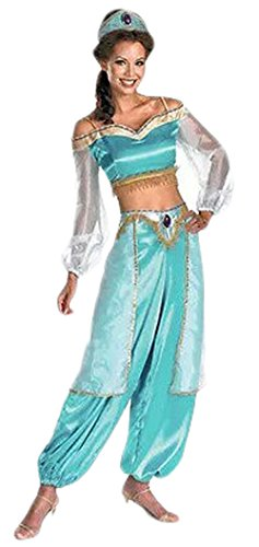 Ace Halloween Adult Women's Jasmine Costumes Custom-made