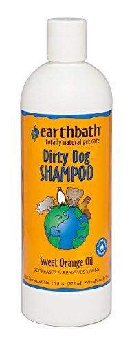 Earthbath All Natural Orange Peel Oil Shampoo, (Cats Peel)